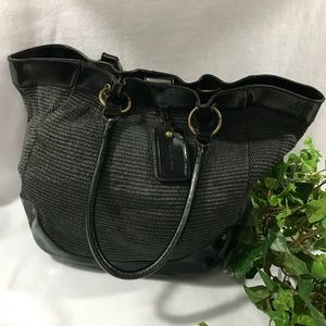 Large French Connection black bag.